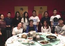 Murphy Beijing dinner
