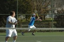Clark Recreation Center, Outdoor Tennis Courts, open dawn til dusk.