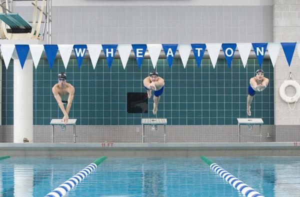Recreation Spaces Wheaton College Massachusetts