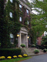 photo of Park Hall
