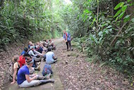 Lecture on Trail
