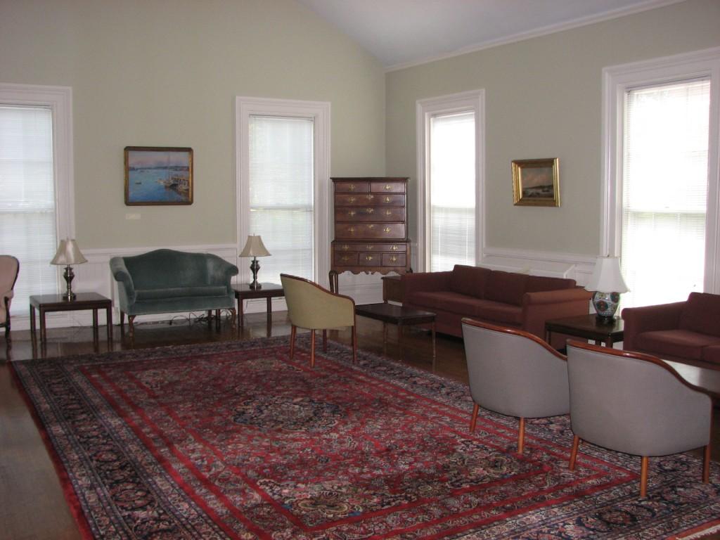 Mary Lyon May Room