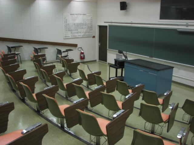 Science Center B243 / B246