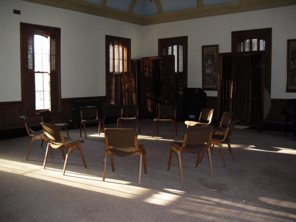 Mary Lyon Woolley Room