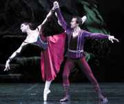 "Boston Ballet's performance of ""A Midsummer Night's Dream"""