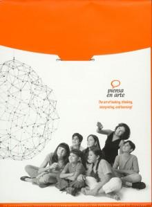 Piensa en arte Education guide (envelope)