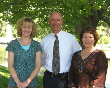Photo of Business Services staff