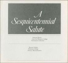 A Sesquicentennial Salute catalog