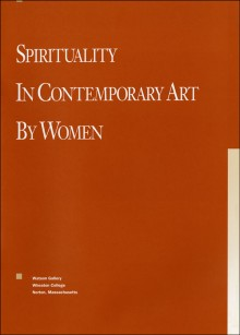 Spirituality in Contemporary Art by Women catalog