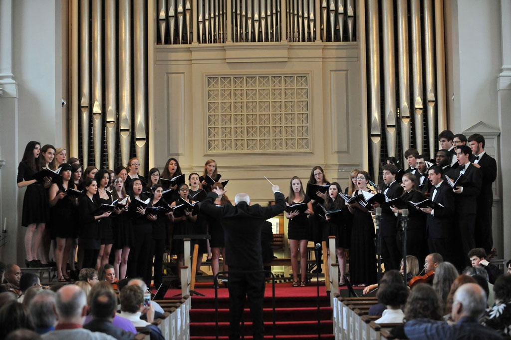 Chorale reunion