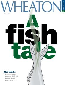 Wheaton Quarterly Spring 2011 cover