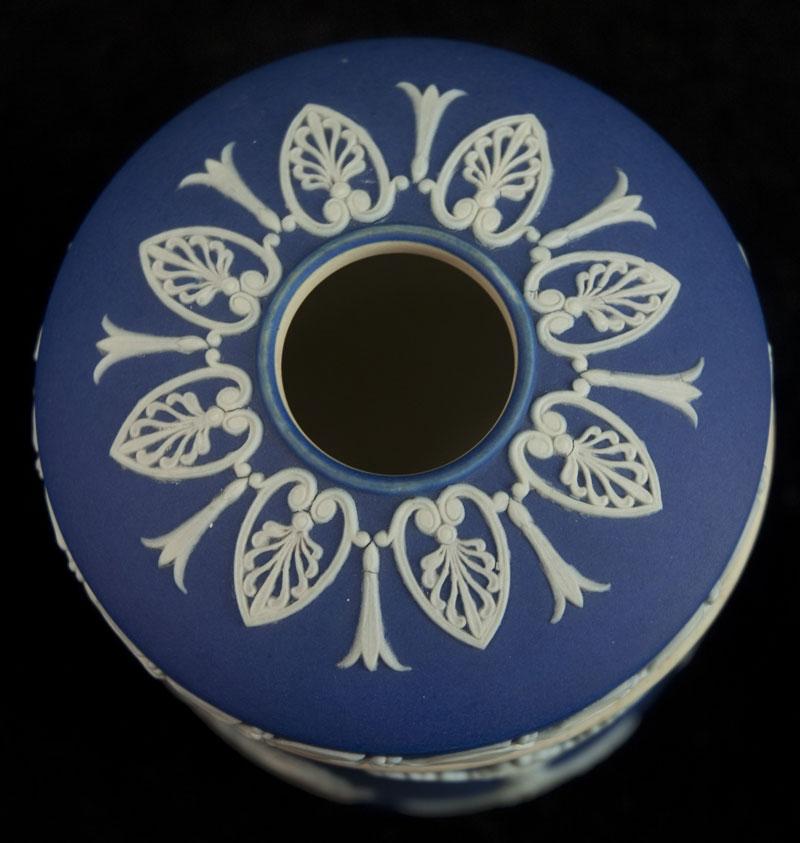 Blue Jasper Hair Receiver (352005)