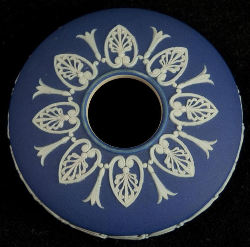 Blue Jasper Hair Receiver (352006)