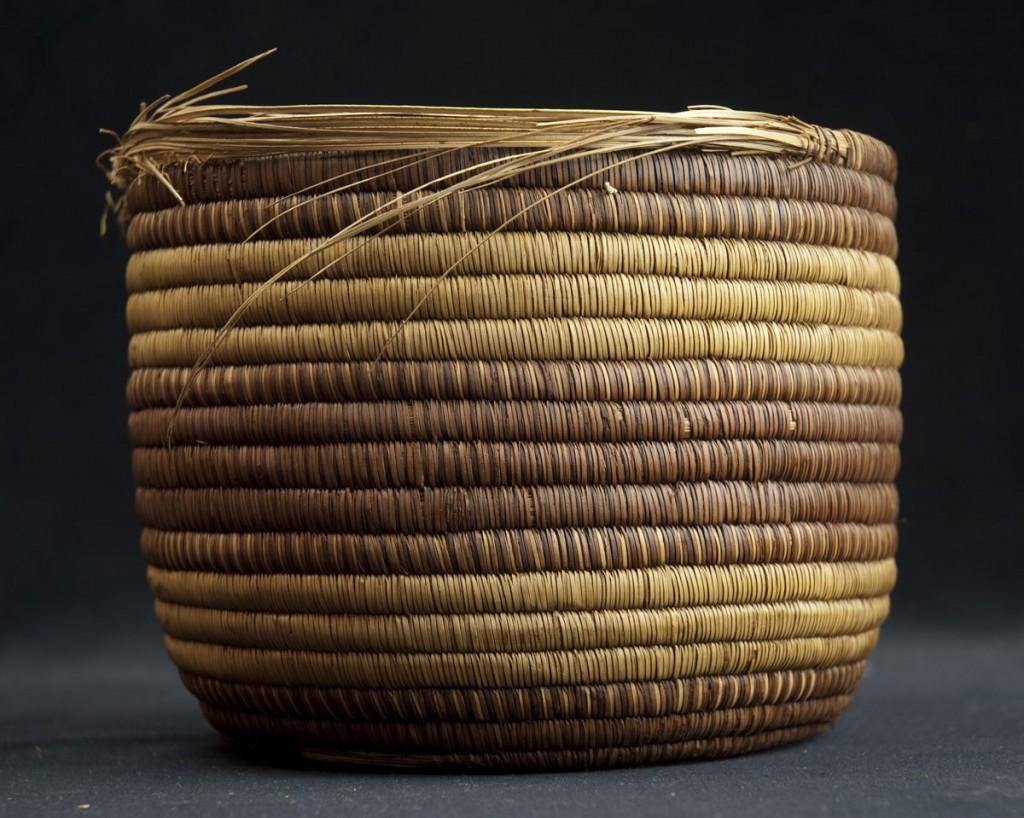 Striped Basket (352127)