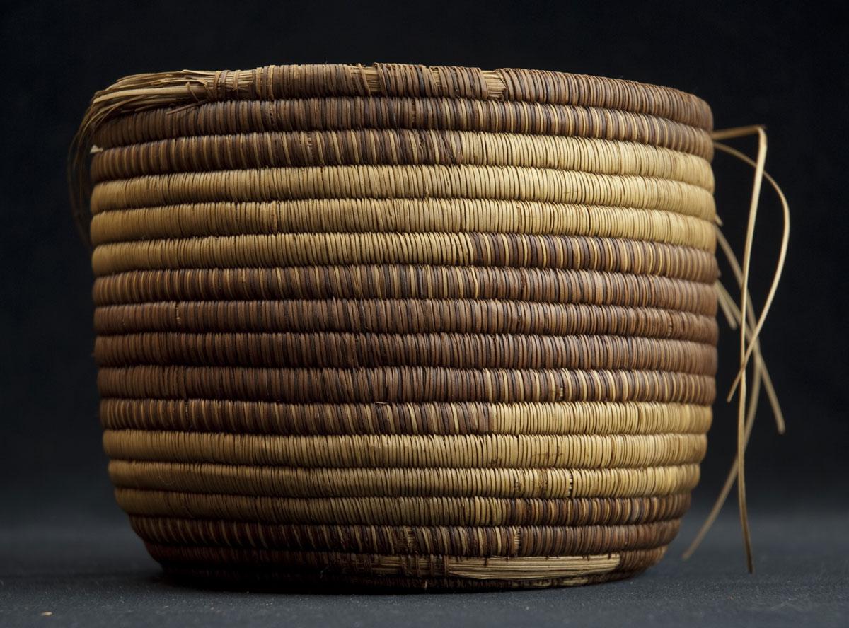 Striped Basket (352130)