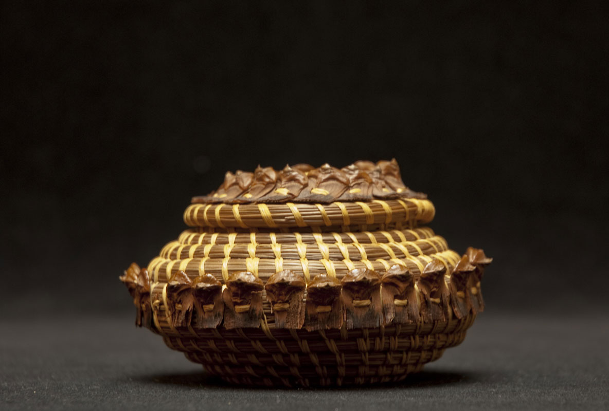 Louisiana Indian Basket (352267)