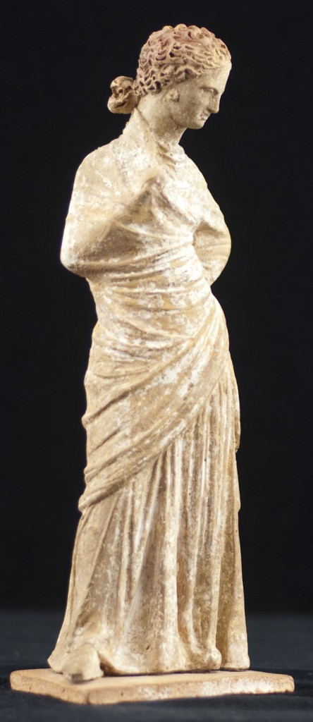 Tanagra Figure (354027)