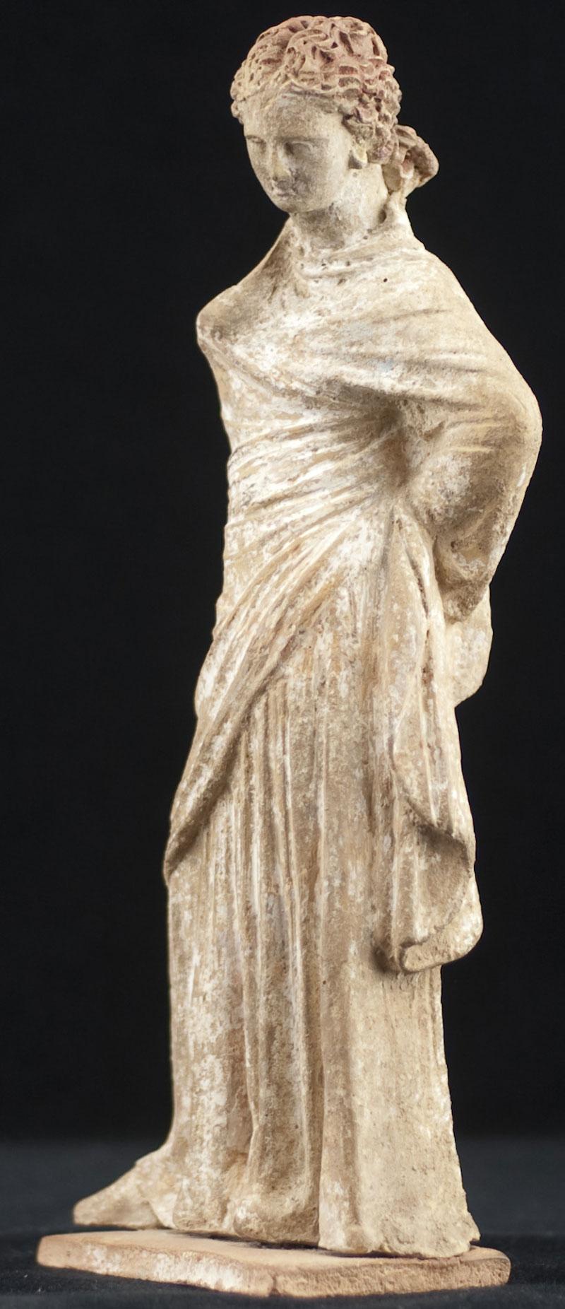 Tanagra Figure (354032)