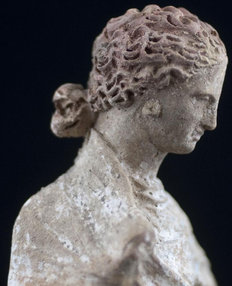 Tanagra Figure (354035)