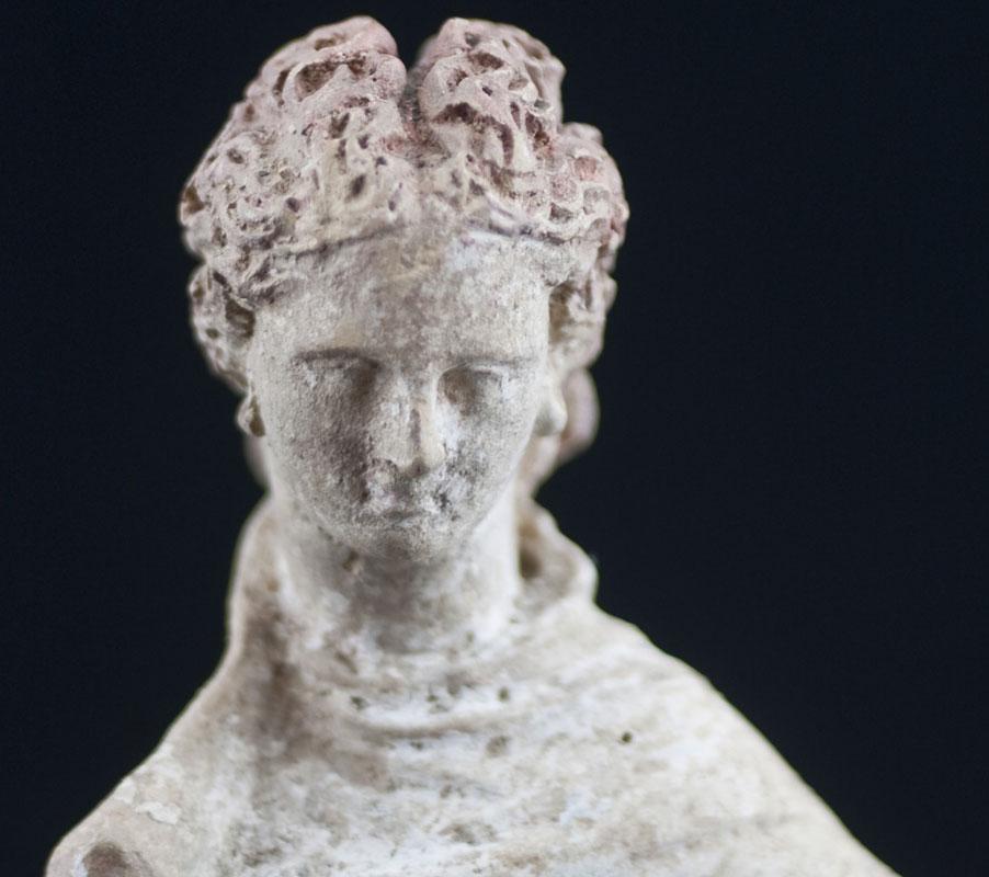 Tanagra Figure (354036)