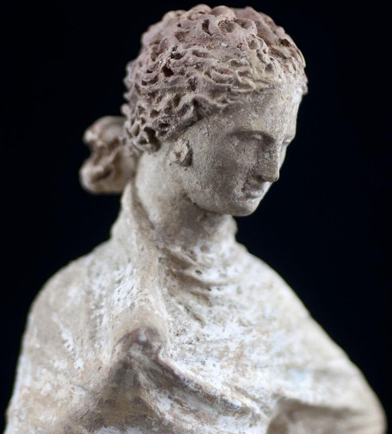 Tanagra Figure (354040)