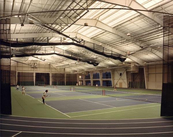 Haas Athletic Center, Beard Field House