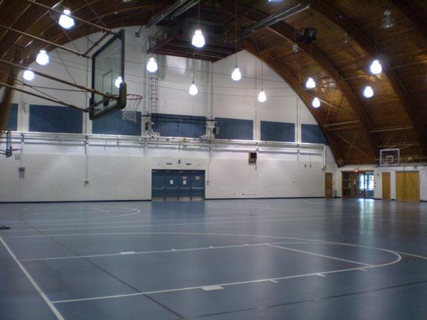 Athletic Spaces Wheaton College Massachusetts