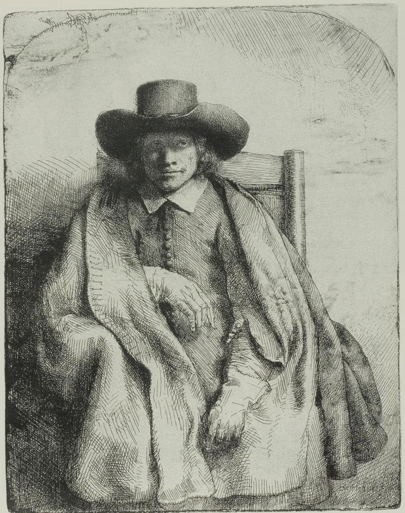 Portrait of Clement de Jonghe (344248)