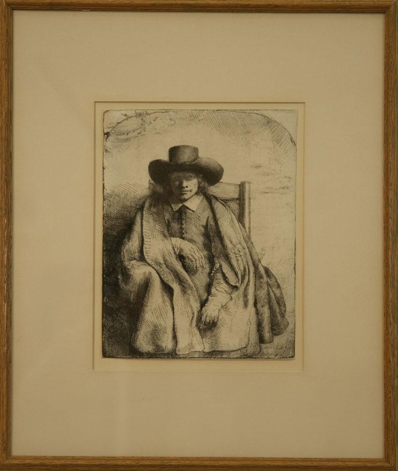 Portrait of Clement de Jonghe (351723)