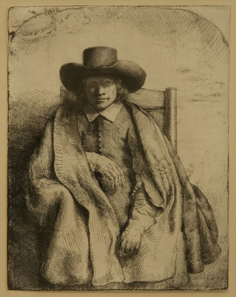 Portrait of Clement de Jonghe (351724)