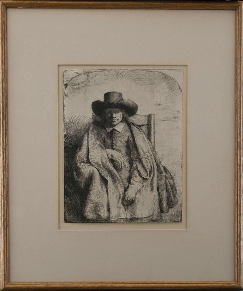 Portrait of Clement de Jonghe (354276)
