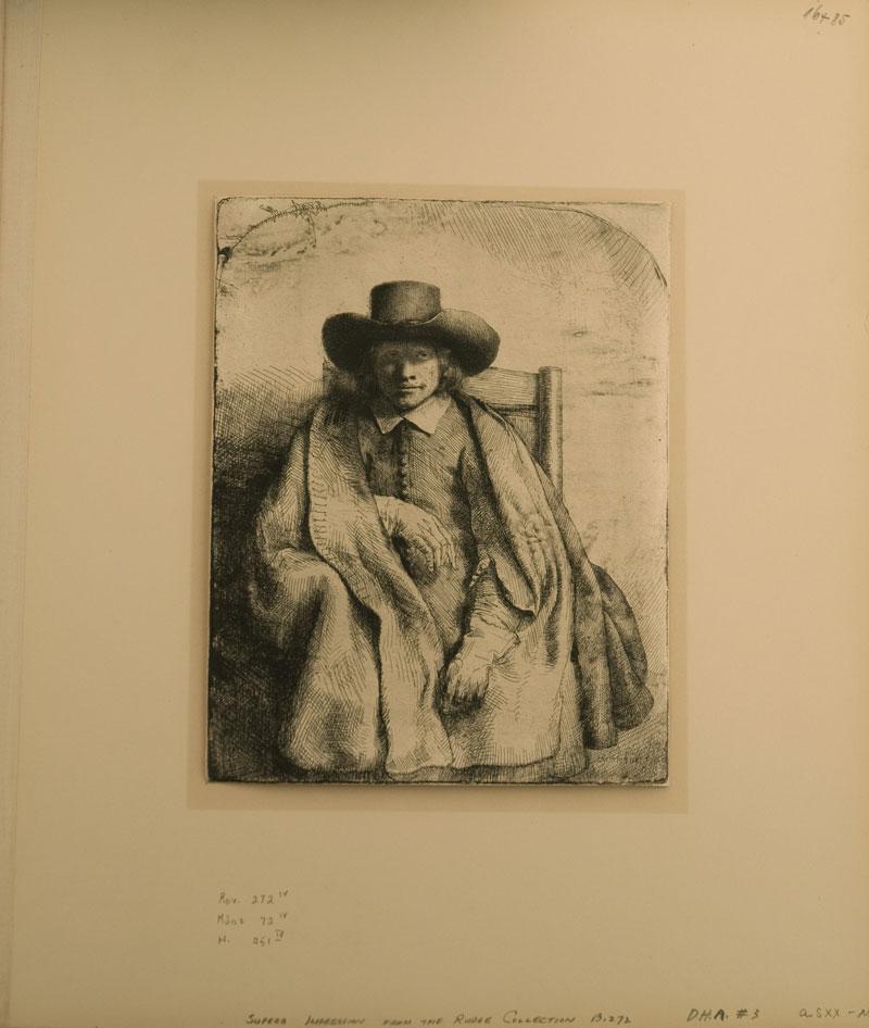 Portrait of Clement de Jonghe (354284)