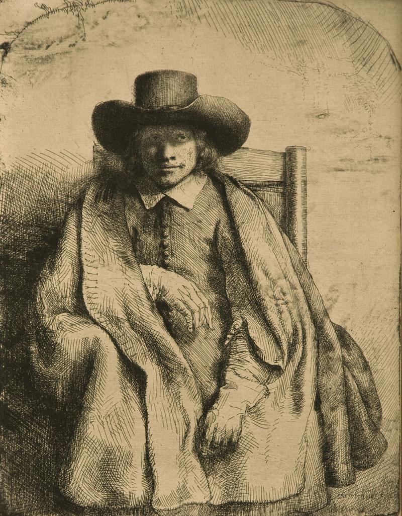 Portrait of Clement de Jonghe (354286)