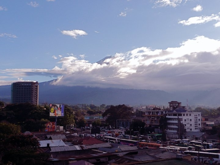 City View in Tanzania