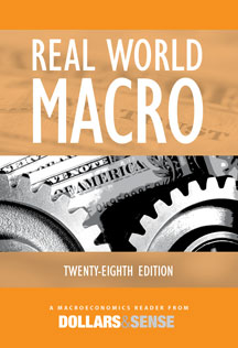 Cover of Journal: Real World Macro