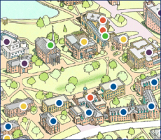Wheaton College Map Visiting Wheaton   Wheaton College Massachusetts Wheaton College Map