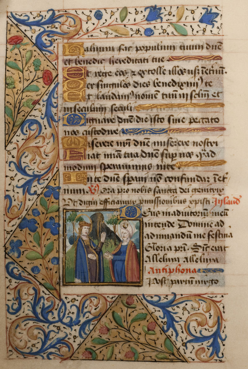 DuBourg Book of Hours (351241)