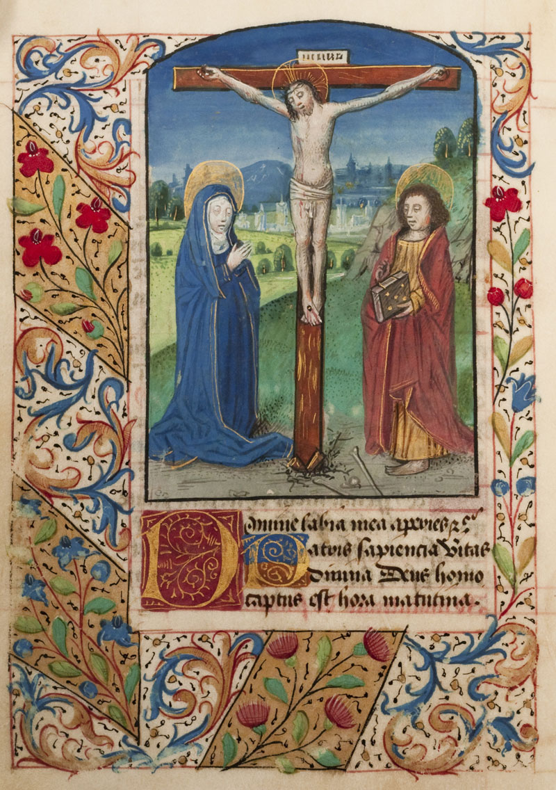 DuBourg Book of Hours (351243)