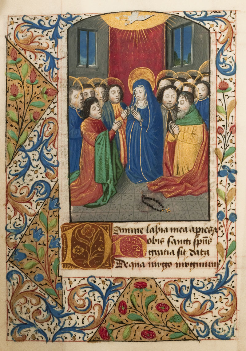 DuBourg Book of Hours (351244)