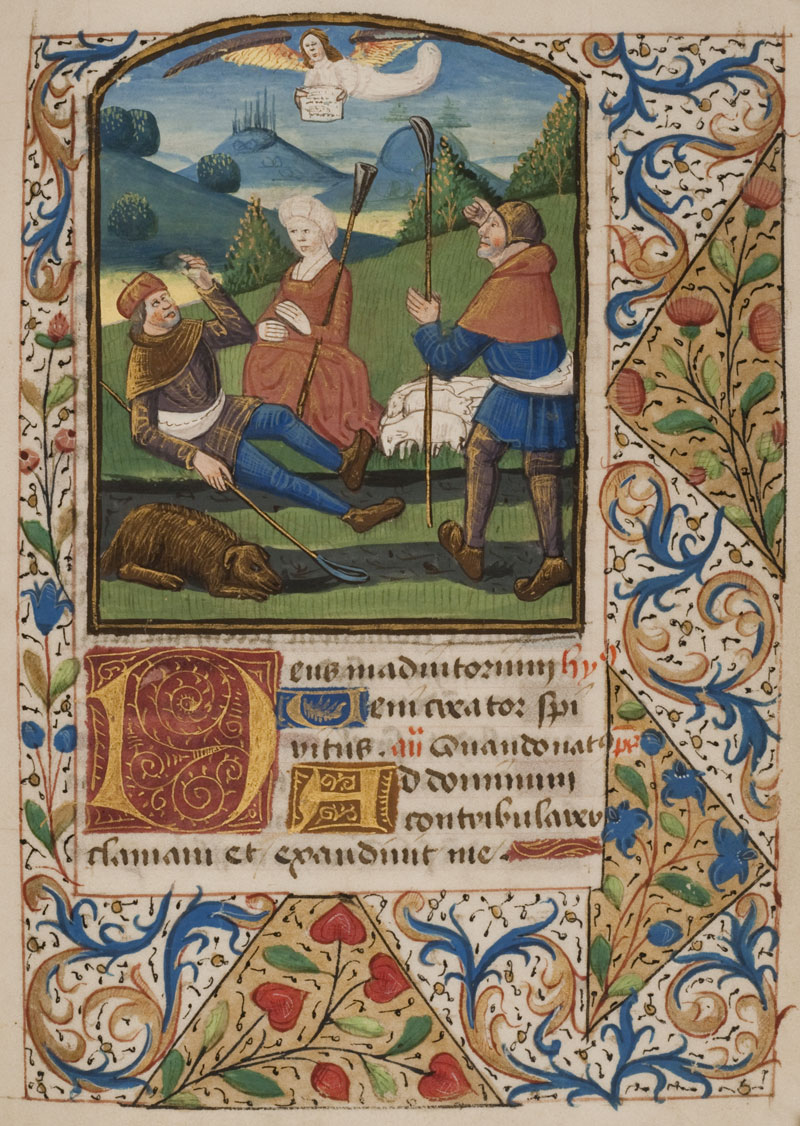 DuBourg Book of Hours (351246)