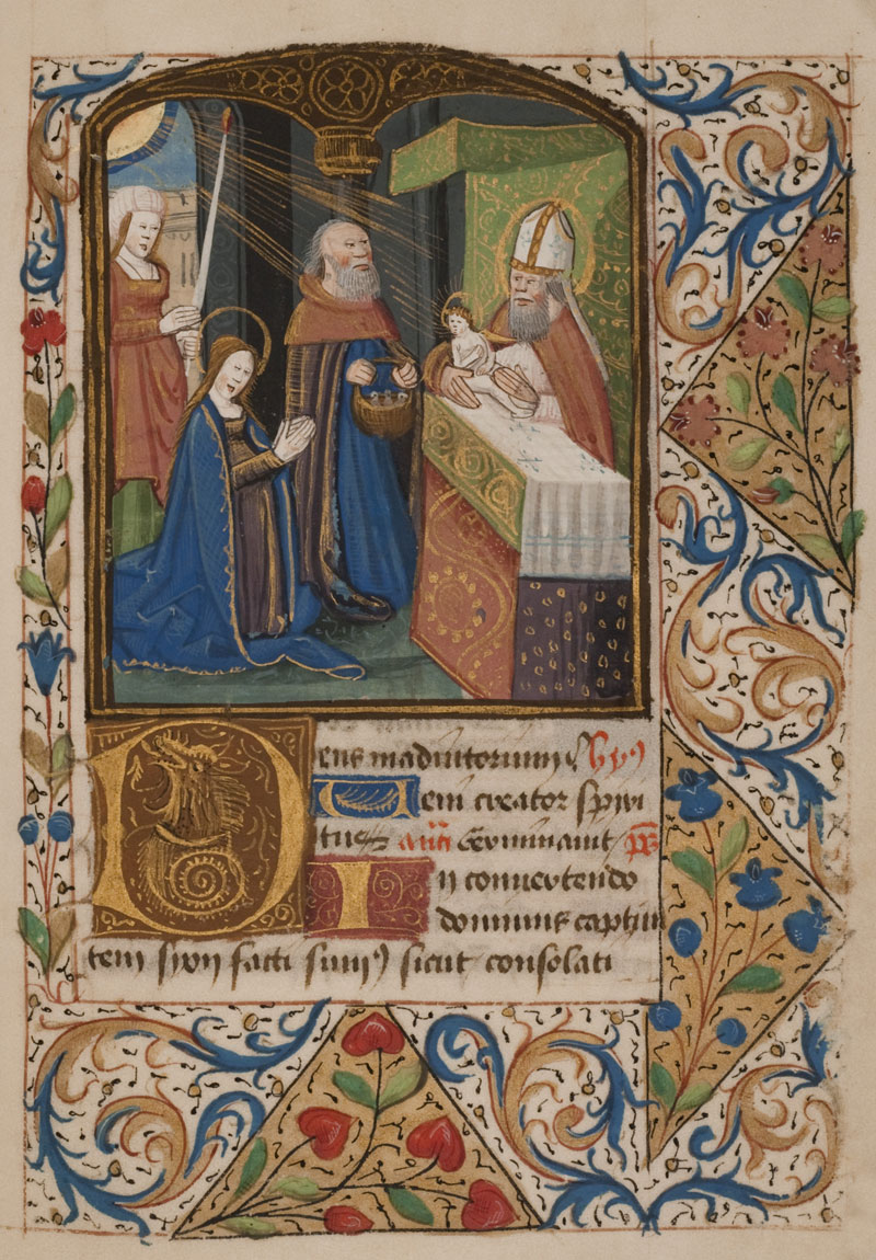 DuBourg Book of Hours (351248)