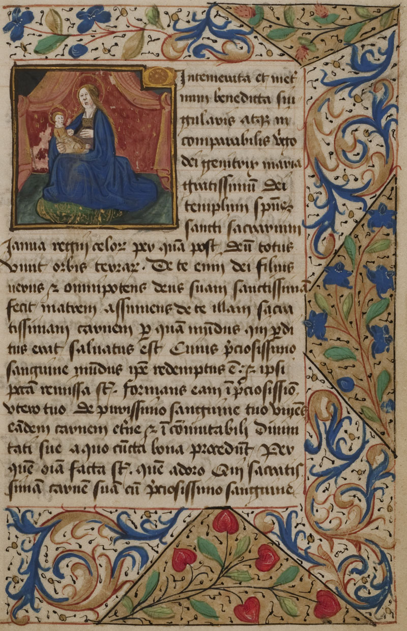 DuBourg Book of Hours (351256)