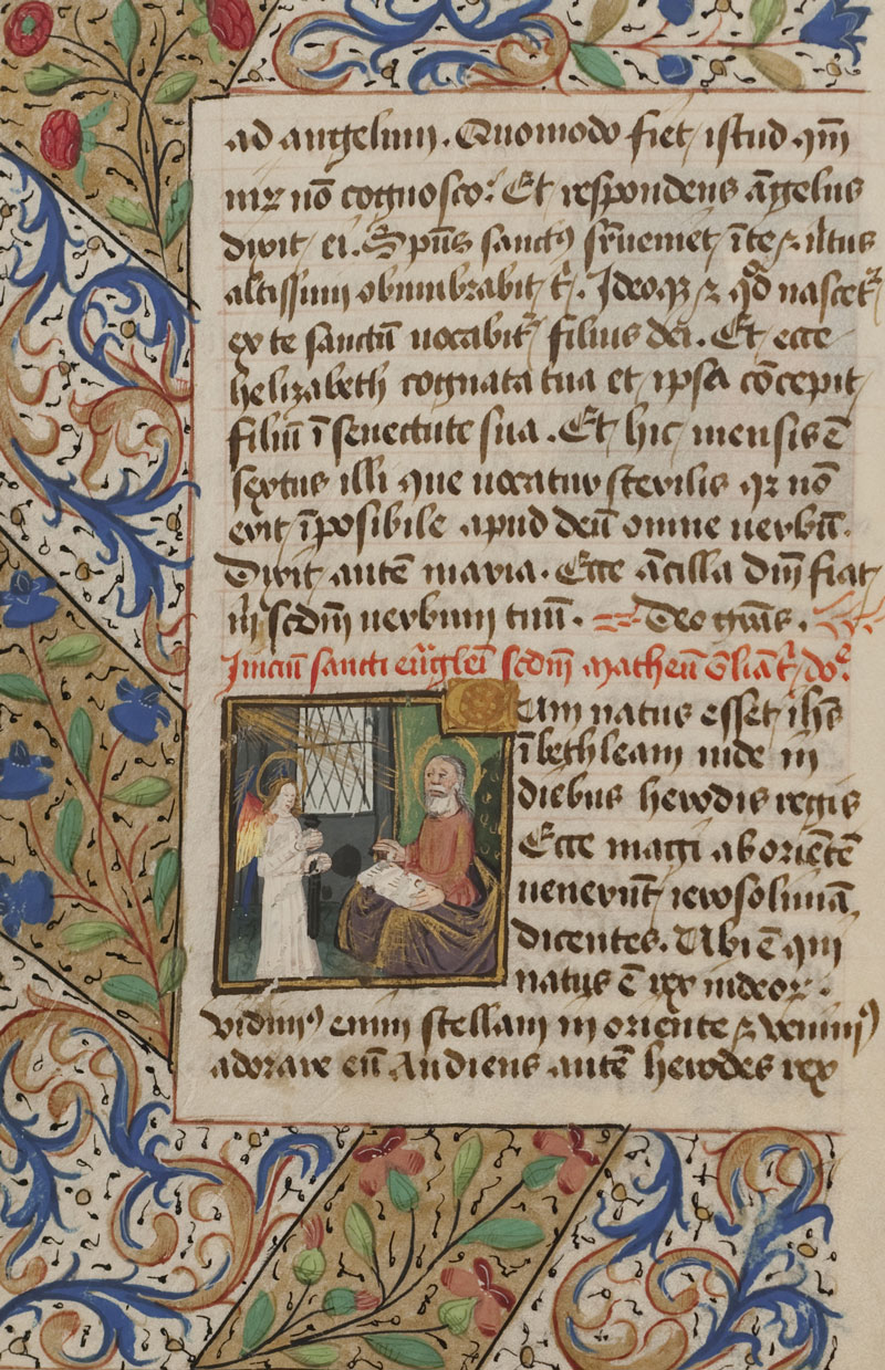 DuBourg Book of Hours (351260)