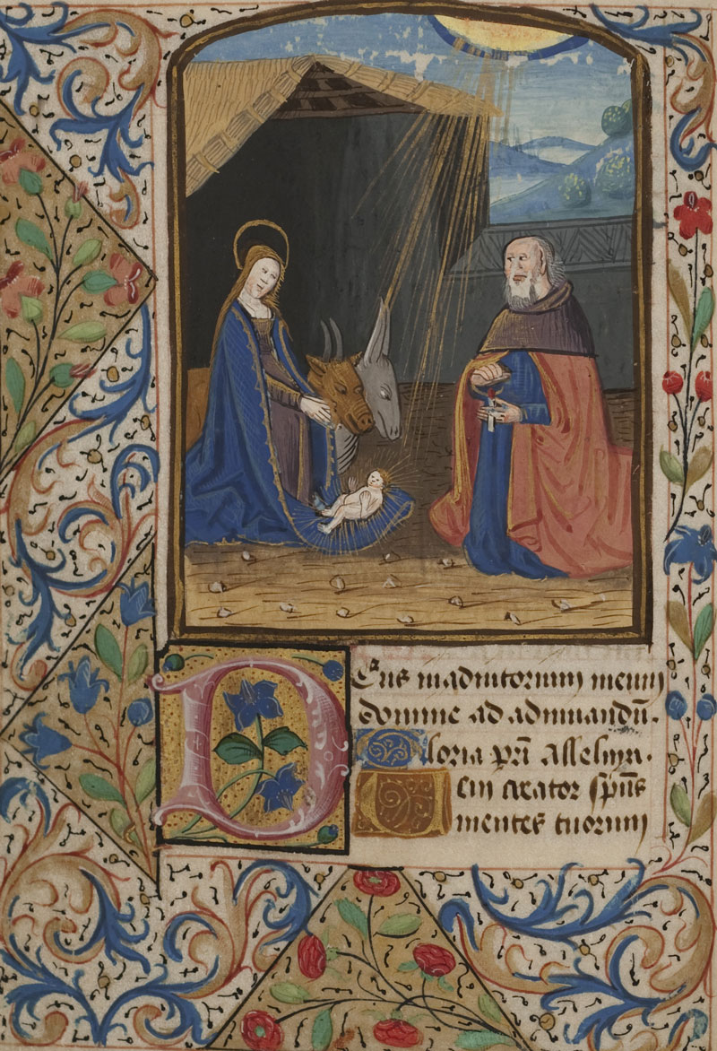 DuBourg Book of Hours (351261)