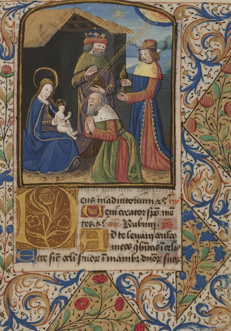 DuBourg Book of Hours (351262)