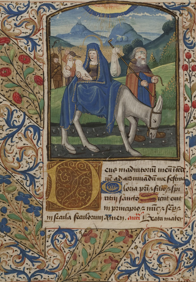 DuBourg Book of Hours (351263)