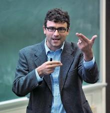 Wheaton Professor Matthew Gingo