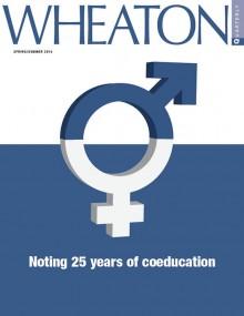 Wheaton Quarterly Spring Summer 2014 cover