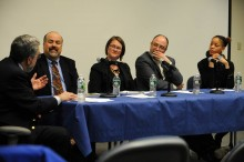 The Humanities Give Back Panel