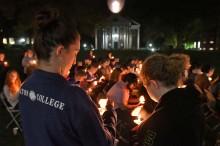 DVAM Candlelight Vigil